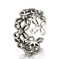Antique+Silver+Vintage+Style+Hollow+Open+Band+Midi+Ring+for+Men/Women+Jewelry+–+USD+$+2.59