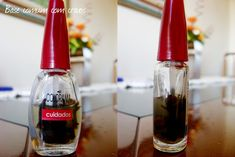 Dica baratinha e cheirosa para unhas fracas – Manteiga Derretida Nail Tips, Nail Care, Coca Cola, Nails, Manicures, Make Up, Bottle, Lifestyle, Facebook