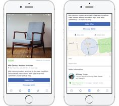 facebook marketplace prodotto e posizione