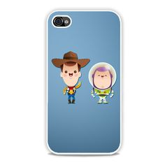Funny Toy Story iPhone 4, 4s Case