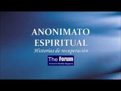 Cómo contribuye el grupo a nuestra recuperación - YouTube Al Anon, Youtube, Thinking About You, Spirituality, Peace, Life, Youtubers, Youtube Movies