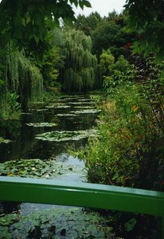"""All Things French"": Monet's Jardin....Giverny"