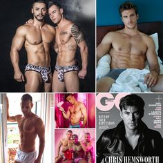 The time has come to announce the winners of our Annual Men and Underwear Awards. The wait is over! We'd like to thank you all and every one of you for voting and congratulate all nominees and winners. Underwear Store, New Underwear, Underwear Brands, Who Plays Thor, Brandon Myers, Charlie Matthews, Gus Kenworthy, Male Models Poses, Latin Men