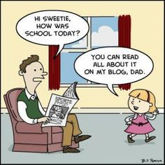 Kids these days... Where do you think the next generation is headed? #Sundayfunnies #social #media #spotonmarketing