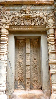 Preah Ko Temple . Cambodia