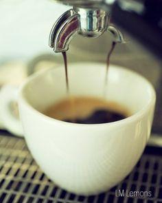 Double shot espresso mmmmmmmmm nice ♥