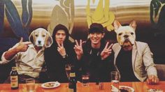 "Chanyeol, Sehun - 151015 Arigal0's Instagram update: ""#20150919 いつもありがとうね . #社長たちと#しーいーおー #かわいいふたり#セフン#チャニョル #exo#エクソ#あたしは#えくそちゃん と#呼ぶ#笑#엑소"" Translation: ""#20150919 thank you, always  . #executives and#shiioo #cute duo#Sehun#Chanyeol #exo#EXO#I #call them #EXO-chan#hehe#exo"" Credit: arigal0."