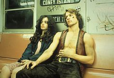 Michael Beck and Deborah Van Valkenburgh in The Warriors James Bond Games, Michael Beck, Warrior Movie, Movie Sites, Cult Movies, Tough Guy, Movie Characters, Film Photography, Movies