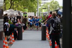 #RIEDEL sponsoring: we proudly supported this years' charity SkyRun in Frankfurt with radios and headsets.