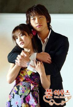 Full House(2004 Korean Drama) - Rain/Bi as Lee Young Jae  Song Hye Kyo as Han Ji Eun