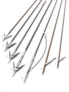 Speargun | Spearheads