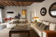 Una casa en piedra y madera | Decorar tu casa es facilisimo.com