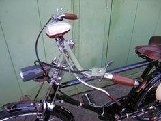 【販売車両】1952年 Honda Fカブ(川村自転車) - 今井オート 旧車ブログ