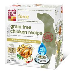 Grain-Free Chicken Recipe Dehydrated Food for Dogs * Additional details at the pin image, click it  (This is an amazon affiliate link. I may earn commission from it)