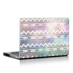 DecalGirl Universal Laptop skins feature vibrant full-color artwork that helps protect the Universal Laptop from minor scratches and abuse without adding any bulk or interfering with the device's operation.   This skin features the artwork Bohemian by Brooke Boothe - just one of hundreds of designs by dozens of talented artists from around the world.