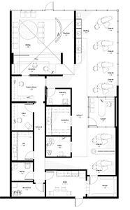 2800 sq ft  Prentice Orthodontics - Orthodontic Office Design by JoeArchitect in Broomfield, Colorado
