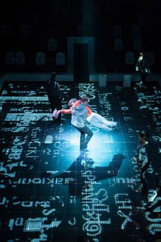 Curious Incident - National Theatre Live