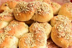 Healthy Sweets, Crepes, Bagel, Feta, Hamburger, Bread, Pancakes, Brot, Baking