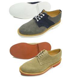 9c6faa05c6 Mark McNairy New Amsterdam Two Tone Saddle Shoe