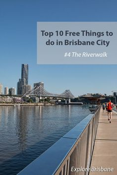 Top 10 Free Things to do in Brisbane City: