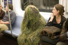 Organik tarımdan sonra organik insan... Pek yakında...