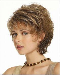 Beautiful Graceful Chic Medium Short Wavy Women Wigs-$87.99