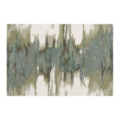Sale ends soon. Shop Birch Cyan Wool-Blend Abstract Rug This eye-catching rug celebrates the variegated tones and papery bark of birch trees in an abstract pattern that's warm and organic.