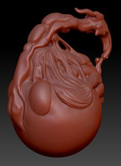TreeLove_Side. This was a zbrush zsketch that I had fun working a little further.