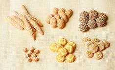 Little Bread   30 Itty-Bitty Foods That Look Good Enough To Eat
