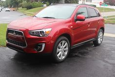 My Week in the 2015 Mitsubishi Outlander Sport SE