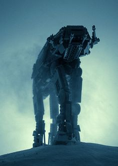 AT-AT #LEGO #StarWars  Oh DAMN - that's EPIC!
