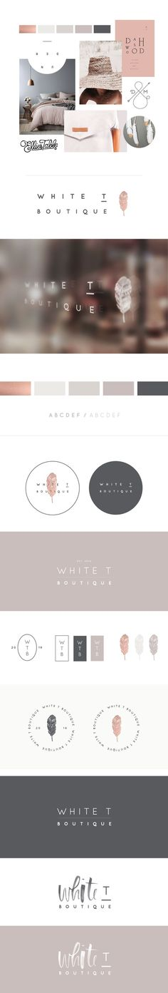 Love, love, love the design, font, and colors. Really like the idea of having a white font. Looks modern and chic.
