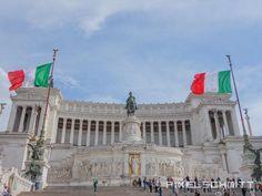 Sehenswürdigkeiten in Rom: Piazza Venezia