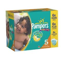 Awesome Amazon diaper deals + score a 20% off coupon!