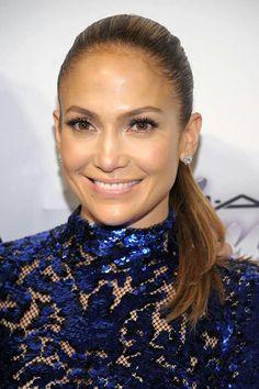 Jennifer Lopez. (In Harry Winston)