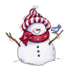Снеговики для скрапа. Обсуждение на LiveInternet - Российский Сервис Онлайн-Дневников