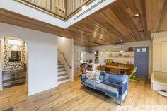 SURFER'S HOUSE in 川崎 | カリフォルニア工務店