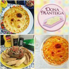 Todos os lados da Torta de Estrogonofe de Cogumelo com Barquetes com Antepasto De Tomasso. #tortaestrogonofe #barquete #detommasobr 🌱🐟🐄🍫🍰 @donamanteiga #donamanteiga #danusapenna #amanteigadas #gastronomia #food #bolos #tortas www.donamanteiga.com.br