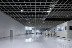 INCS Zero Factory, Nagano, Japan #KPF #KohnPedersenFox