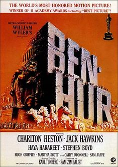 Ben-Hur 1959 charlton #heston