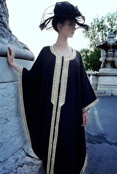 2012 - Fatna Farkh | Caftan haute couture