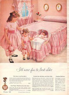 1959 Sears Christmas Book, Page 40 - Christmas Catalogs & Holiday Wishbooks Retro Advertising, Vintage Advertisements, Vintage Ads, Vintage Images, Retro Ads, Vintage Stuff, Vintage Paper, Vintage Items, Christmas Catalogs