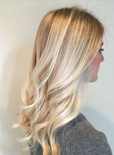 hair в 2019 г. balayage hair, hair и ha Ice Blonde Hair, Balayage Blond, Corte Y Color, Hair Color And Cut, Belleza Natural, Hair Dos, Gorgeous Hair, Her Hair, Hair Inspiration