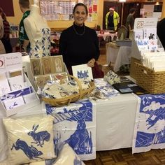 At the Harefest, Aldeburgh White Tea Towels, Brass Handles, Conservatory, New Work, Blue And White, Collection, Sun Room, Greenhouses