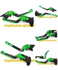 [Visit to Buy] Motorbike Accessories CNC Foldable&Extendable Brake Clutch Levers For Kawasaki ZRX1100 / 1200 1999-2007 2000 2001 2002 #Advertisement