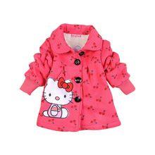 Nueva capa del invierno del bebé 2015 de Los Niños prendas de Vestir Exteriores…