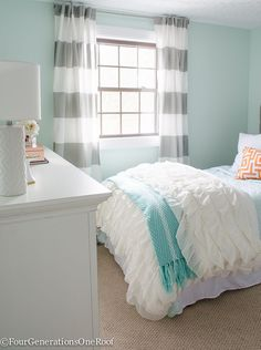 cool Sophisticated Girls Bedroom Teen Makeover - Four Generations One Roof by http://www.besthomedecorpics.us/teen-girl-bedrooms/sophisticated-girls-bedroom-teen-makeover-four-generations-one-roof-2/