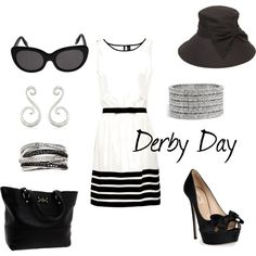 Derby Day outfit... oh, how I wish I were going!