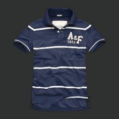 Cheap Abercrombie & Fitch Mens Polo Short T Shirts AFS1067 http ...