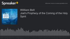 Joel's Prophecy of the Coming of the Holy Spirit